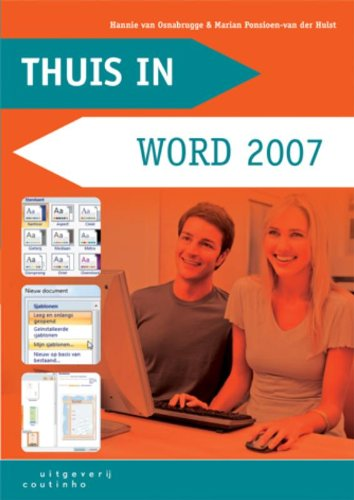 Thuis in Word 2007