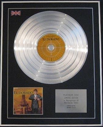 Elton John–LTD CD Platine disque–El Dorado