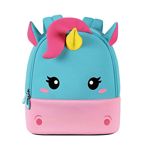 NOHOO Toddler Backpack Kids Backpack Cute Animal Schoolbag Waterproof...
