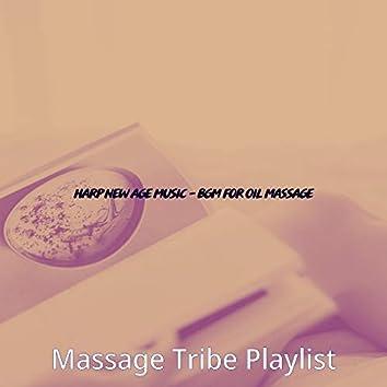 Harp New Age Music - Bgm for Oil Massage