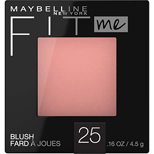 Maybelline New York Fit Me Blush, Pink, 0.16 fl. oz.