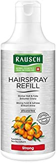 Rausch Hairspray Flexible Non-Aerosol Refill Bottle (Ideal for Loose Finish or for Fixing Individual Hair Parts) 400 ml