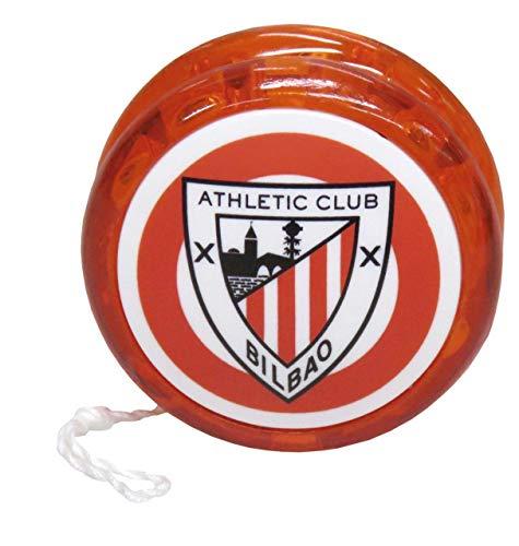 CYP- 0 Athletic Club DE Bilbao Yoyo con luz, Multicolor, 0 (YY-01-AC)