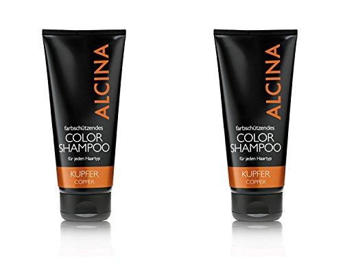 Alcina Color Shampoo Kupfer 2x200ml