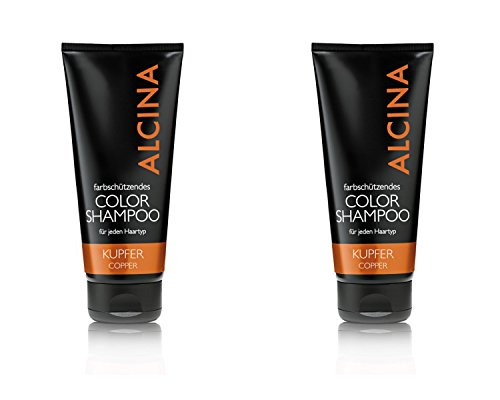 Alcina Color Shampoo Kupfer 2x200ml