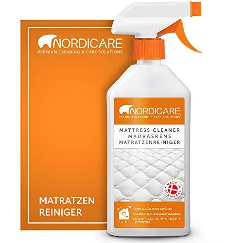 Nordicare 500ml Maratzenreiniger Spray für Matratze und Bettwäsche, Matratzen...