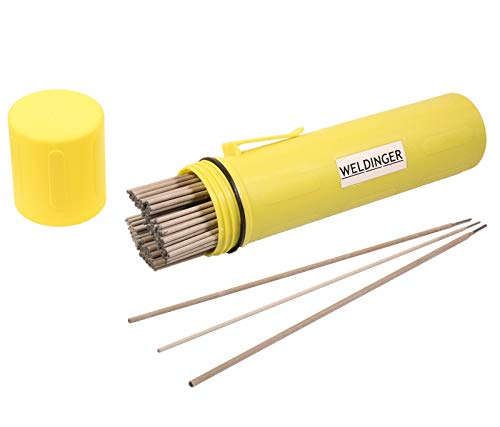 WELDINGER Elektrodensortiment Stabelektrode Universal 2,0/2,5/3,25 mm im stabilen Elektrodenköcher