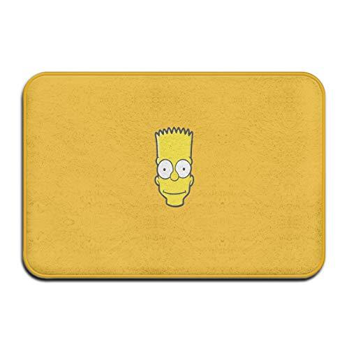Simpsons - Felpudo para interiores y exteriores