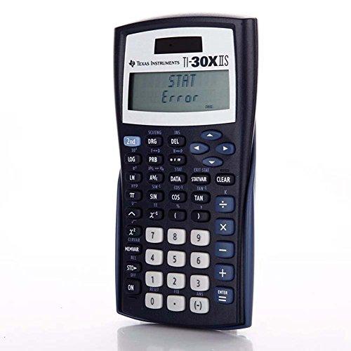 ti 30 xiis scientific calculator - 1