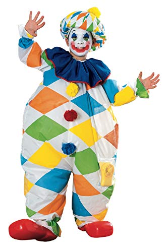 Child Inflatable Clown (Standard)