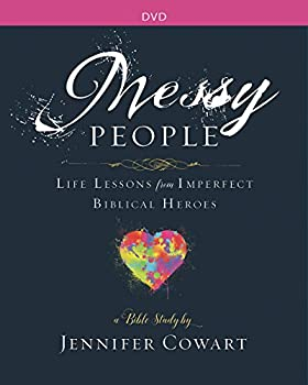 Messy People - Women s Bible Study DVD  Life Lessons from Imperfect Biblical Heroes
