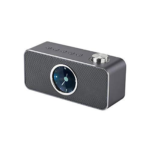 JHMAOYI Speaker 2019 Nueva Radio Altavoz Bluetooth de Alta Potencia Altavoz Creativo al Aire Libre