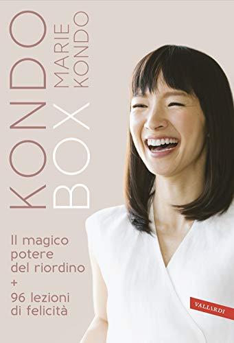 Kondo Box. Il magico potere del riordino-96 lezioni di felicità (Vol. 3)