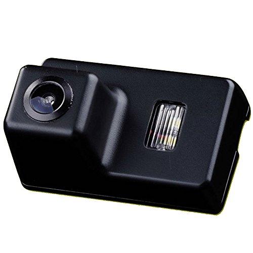 Dynavsal Caméra arrière de soutien de caméra de vue arrière de voiture HD pour 206 207 306 308 307 406 407 5008 Partner Tepee backup