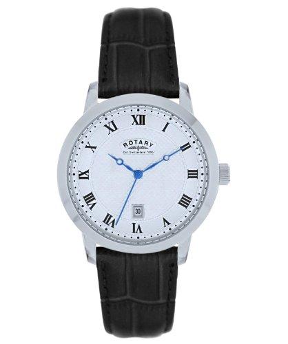 Rotary Damen-Armbanduhr Quarz Analog LS42825/01