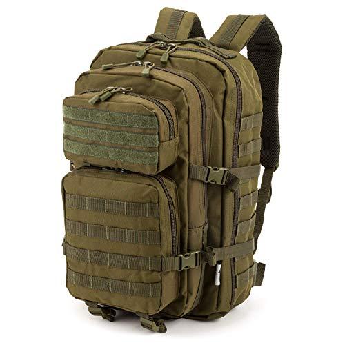 Mochila del ejército de los Estados Unidos, 50 litrosLitros., color Verde oliva, tamaño 50 l, volumen 50.0liters