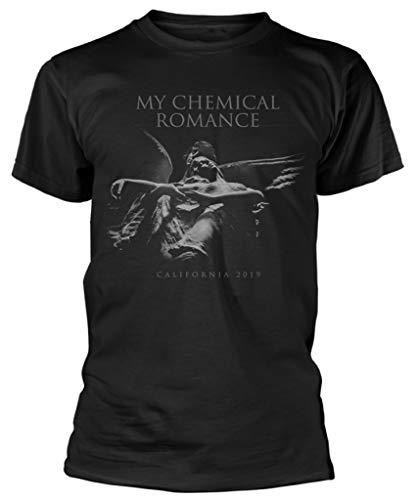 My Chemical Romance 'Angel' (Black) T-Shirt (x-Large)