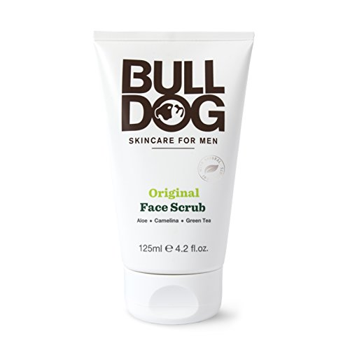 MEET THE BULL DOG Original Face Scrub, 4.2 Fluid Ounce