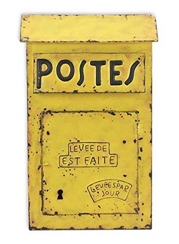 G&S Boite à clés Vintage métal, Thème Poste