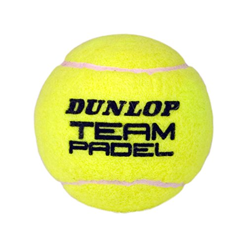Dunlop Padel ballen team pedel