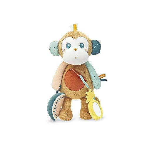 Kaloo - Colección Jungle Sam el Mono Peluche de Actividad (K969582) (Producto para bebé)