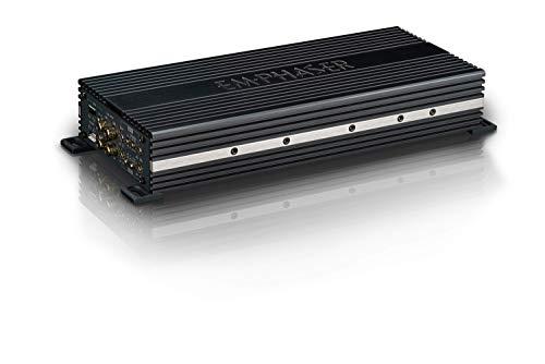 Emphaser EA-S4 - Audiophiler klasse A/B 4-kanaals versterker met 4 x 70 W RMS