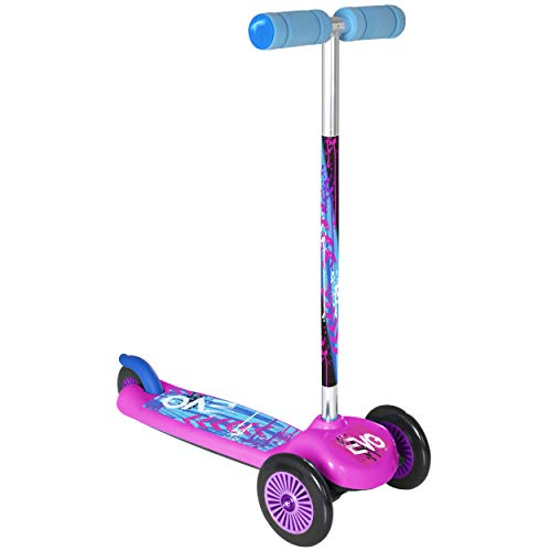 Evo 1436845 Move und Groove Scooter, pink