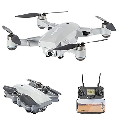 DCLINA 5G WiFi FPV Drone GPS 6K HD Fotocamera Flusso Ottico Poaitioning Droni Pieghevoli Senza spazzole Quadcopter Intelligent Follow One Key Return Gesto Shooting