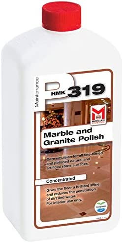 Shipping included HMK Stone Care P19 Outstanding Marble Polish Granite