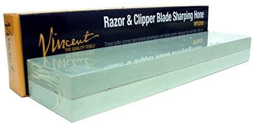 Vincent Professional Razor and Clipper Blade Sharpening Hone VT1313