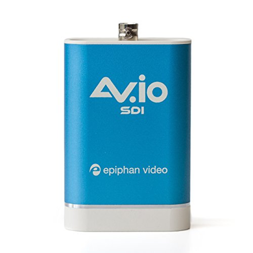 AV.io SDI - Grab and Go USB Video Capture for SDI up to 1080p at 60 fps