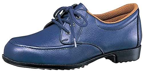 [ミドリ安全] 安全靴 JIS規格 L種 女性用 短靴 LPT410 ネイビー 23 cm