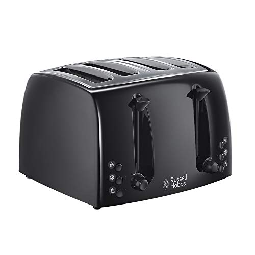 Russell Hobbs 4 Slice Textures Toaster