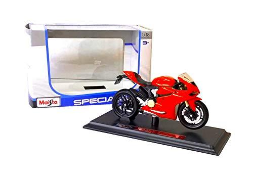 Ducati 1199 Panigale, Maisto Motorrad Modell 1:18