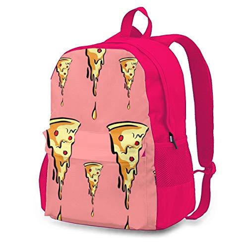 Yummy Pizza Pattern Tragbare Reiseschuhtaschen Shoe Organizer Platzsparende Aufbewahrungstaschen 12,6 x 16,5 Zoll