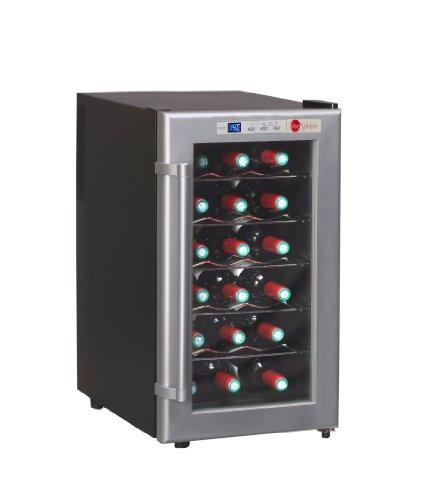 Vinosphère Cave de service VN18C — Pour conserver vos boissons à une température constante et les stocker dans les conditions optimales pour...