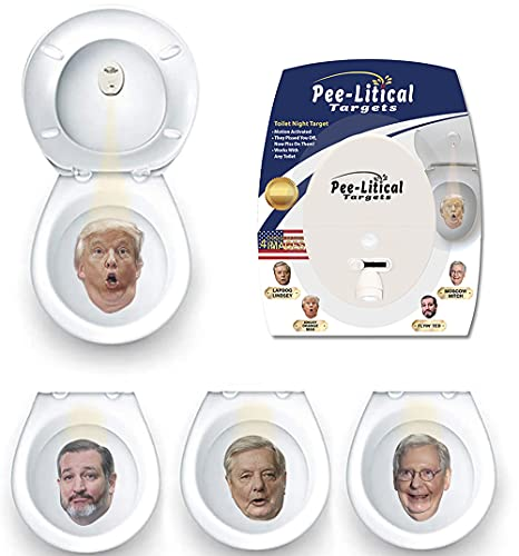 Pee-Litical Targets (Trump Images