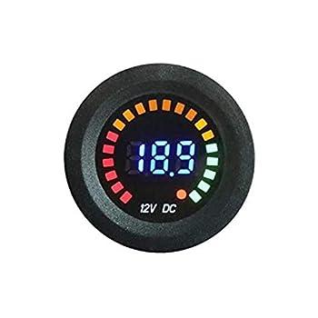 Best automobile voltmeter Reviews