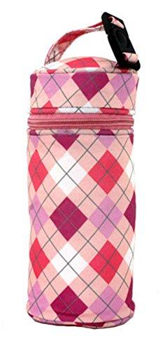 La couverture de la bouteille de rose Bouteille d'eau Bouteille d'eau Cover Sleeve bébé