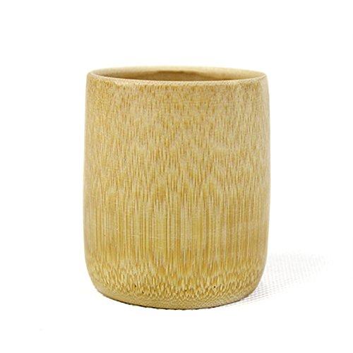 Theekopjes, koffiekopjes, bamboe, milieuvriendelijk, handgemaakt, Japanse stijl