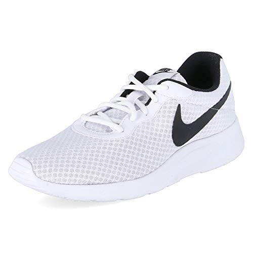 Nike Herren Tanjun Fitnessschuhe, Mehrfarbig White 001, 44 EU