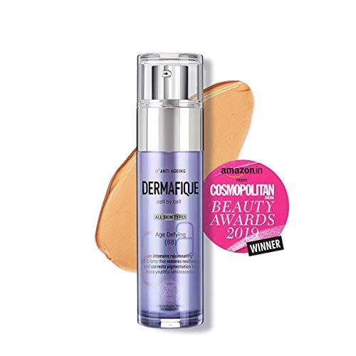 Dermafique Age Defying BB Cream for All Skin Types, Dermatologist...