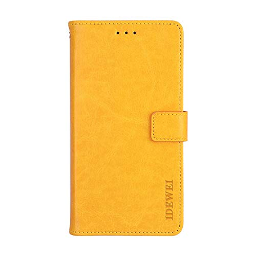 Funda para Lenovo Phab 2 Plus,Suave PU Leather Cuero con Flip Cover, Cierre Magnético, Función de Soporte,Billetera Case con Tapa para Tarjetas,Case Cover para Lenovo Phab 2 Plus