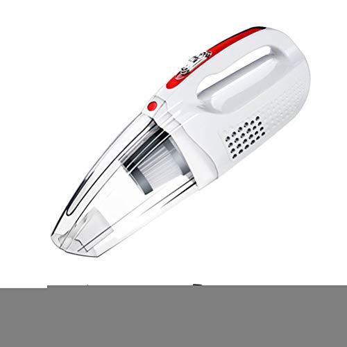 N \ A Aspiradora de Coche, aspiradora de Mano 4800PA en seco y húmedo con 2 boquillas Diferentes y Manguera de extensión EVA, aspiradora de Lavado automático para Coche