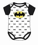 Body Blanco Batman DC Comics 6 Meses