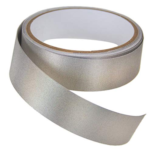 TitanRF Faraday Tape - High-Shielding Conductive Adhesive Tape // Used to Connect TitanRF Fabric Sheets or Seal RF Enclosures (2.54cm W x 305cm L)