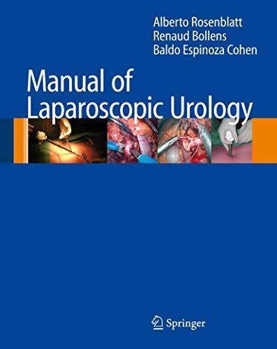 Manual of Laparoscopic Urology (English Edition)