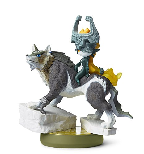 Wolf Link Amiibo - Legend of Zelda Twilight Princess