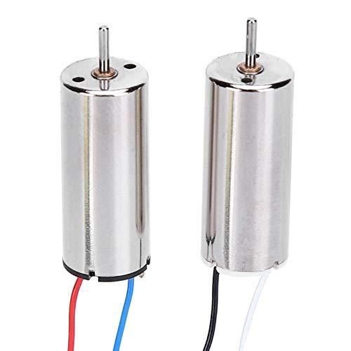 8,5x20mm 2 uds Motor de Copa Hueca Mini Motor 8520 Motor para máquina de Corte para máquina de Cuentas para máquinas de Grabado