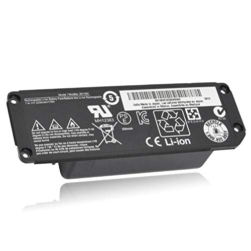 CQCQ 061384 061385 Compatible Battery Replacement for Bose Speaker Soundlink Mini I one 063287 063404 061386 (7.4V 17Wh/2230mAh)
